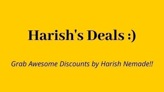 Harish's Deals :)